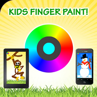Kids Finger Paint